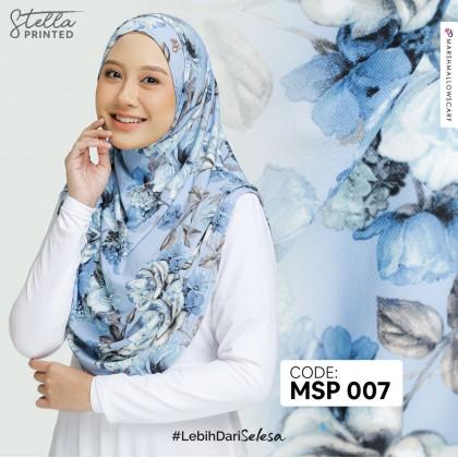 MSP007 -STEEL BLUE